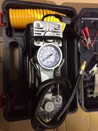 Compresor auto profesional cu 2 cilindri