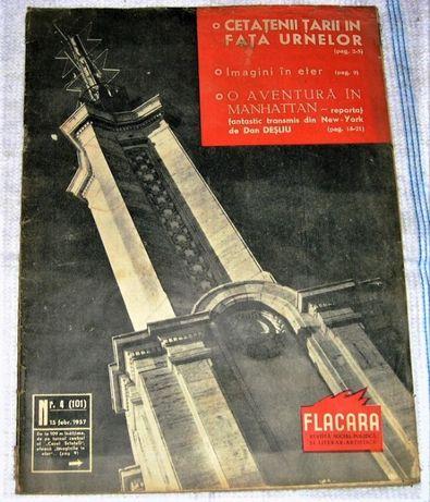 Reviste vechi - Flacara ! - 1.