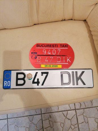 Licenta taxi București 5000 euro