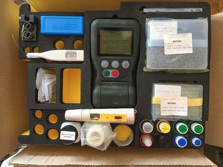 Hach Spectrometru Analiza Test Apa Potabila Instalatii Puturi Foraje