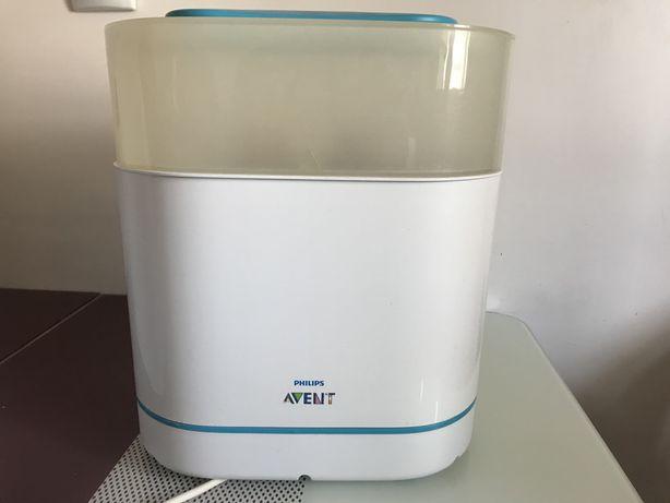 Philips Avent Sterilizator electric cu abur 3 în 1 SCF284/03 Avent