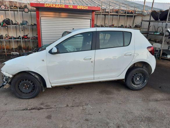 Дачия Сандеро / Dacia Sandero 1.5 dCi