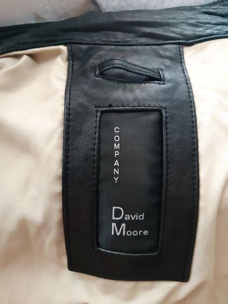 geaca de piele David Moore