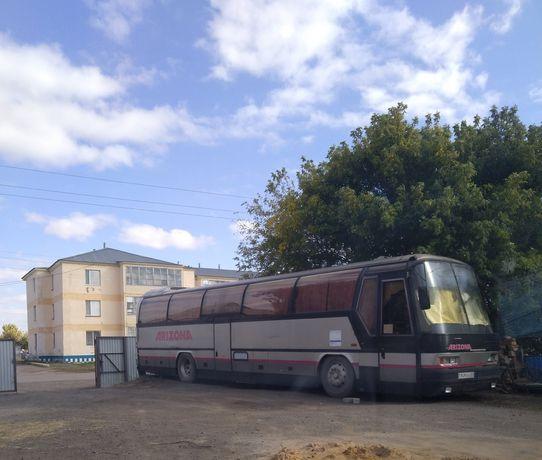 Продам междугородний туристический автобус на полном ходу
