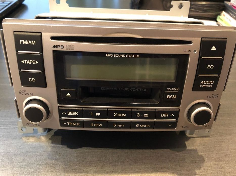 CD/Radio/MP3 Player Hyundai Santa Fe Iasi - imagine 1