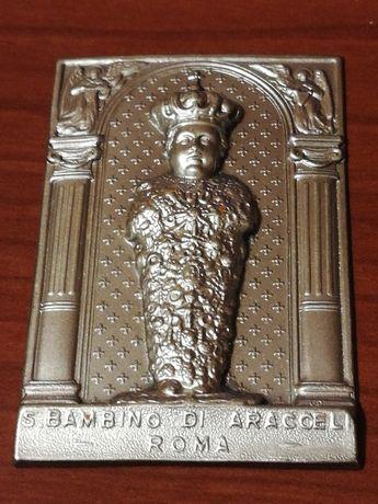 Копие на статуята на Свещения Младенец от Арачели, Рим