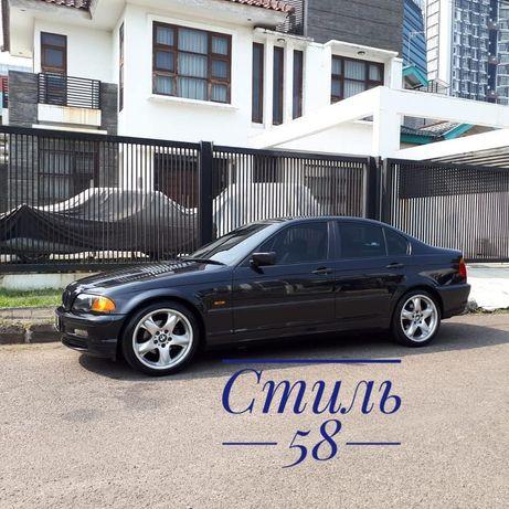 Диски R18 (58 стиль) на BMW