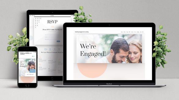 Сватбен сайт