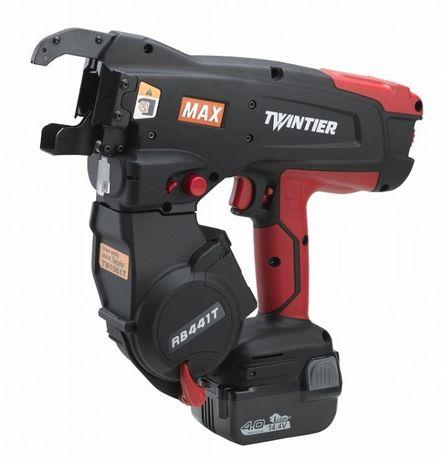 MAX Twintier RB441T RB611T NOU legat sarma armaturi fier otel beton