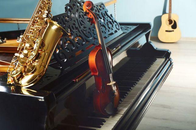 Cursuri de muzică - instrumental, vocal, teorie