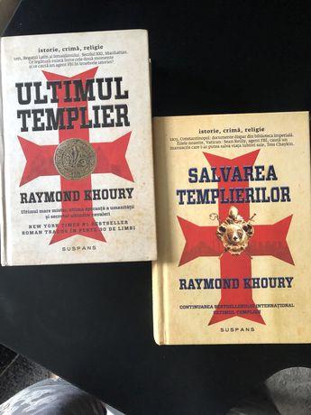 Raymond Khoury- ultimul templier si salvarea templierilor