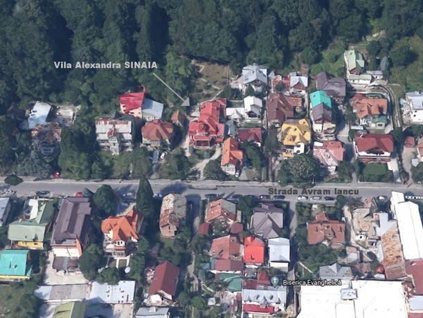 Vila Alexandra SINAIA direct proprietar