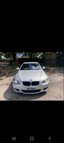 BMW e93 330D 245hp