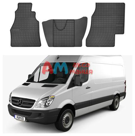 Гумени стелки Frogum за Mercedes-Benz Sprinter II (2006) / VW Crafter