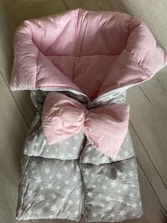 Уникално бебешко одеало с пандела
