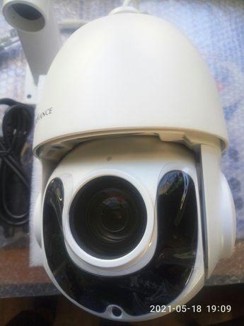 Продавам нова 5 мегапикселова PTZ IP Onvif POE камера
