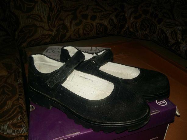 Продам  туфли для девочек в школу