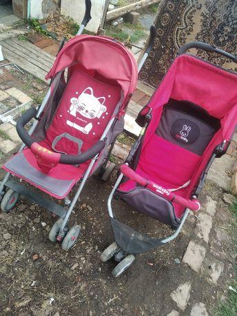 Продам две Детские коляски одна в хорошем состоянии вторая в норм 6000