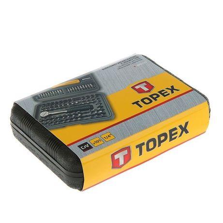 Насадки с держателем TOPEX, 101 шт Польша