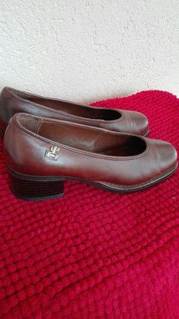 Pantofi piele Sidros nr 37