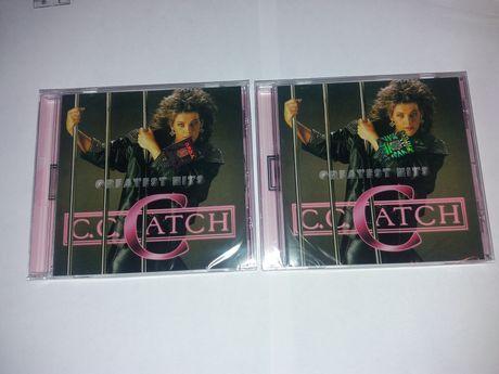 CC Catch, cd-uri audio originale sigilate