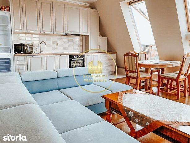 Apartament de 3 camere | LUX | Fsega - Iulius Mall |Parcare subterana
