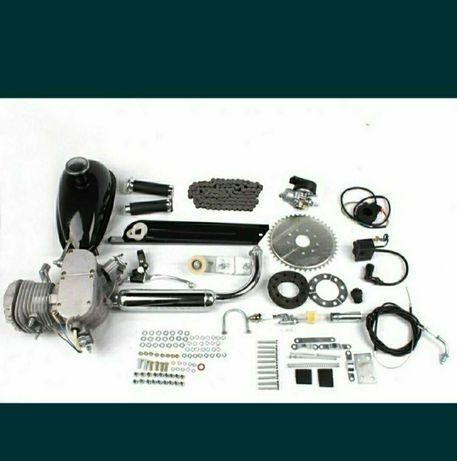 Kit Motor Bicicleta 80cc 3,5cp NOU