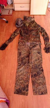 set costum camuflaj mar 46 camuflaj german
