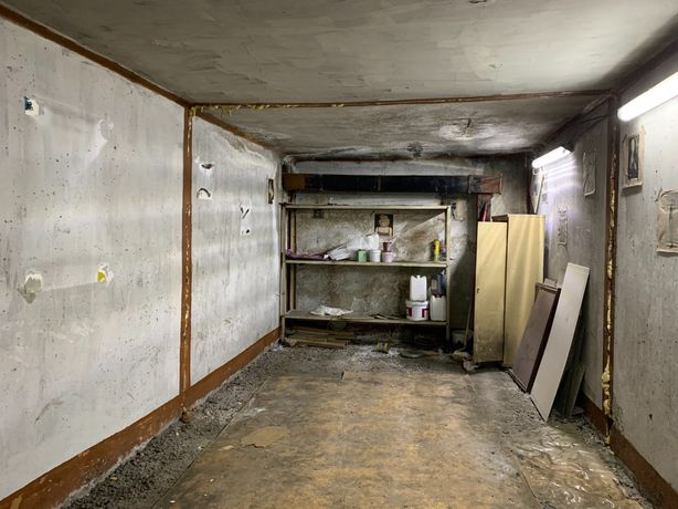 Гараж подземный, Медеуский район, 20 кв м, документы в порядке
