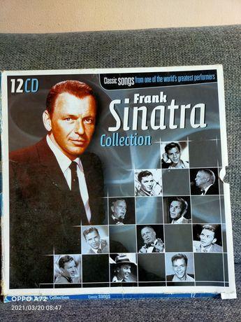 Colecție Frank Sinatra cd