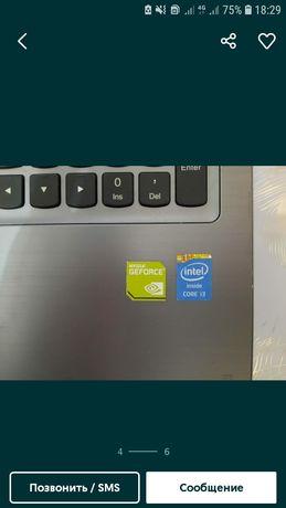 Lenovo ideapad s510p,core-3,4, gt720