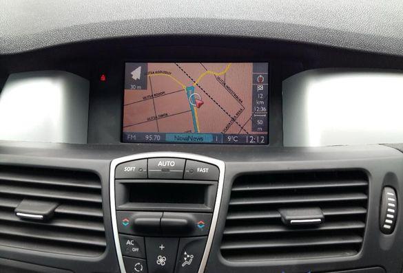 Диск за навигация Renault Opel PEUGEOT CITROEN рено опел пежо ситроен