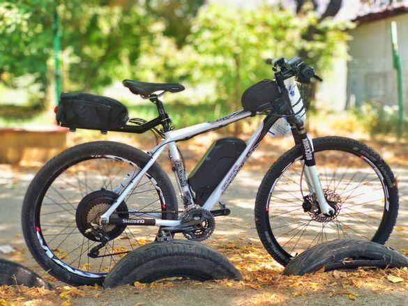 Електрически велосипед - мотор (E-Bike)