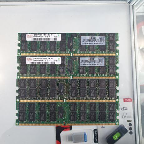 Рам Памeт Hynix 4GB 2Rx4 PC2-5300P-555-12