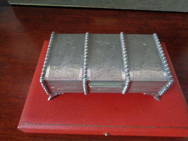 Caseta bijuterii argint