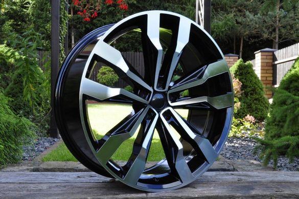 "18"" Джанти 5X112 VW T Roc VW PASSAT CC Tiguan Atlas T-Roc Touran Skoda"