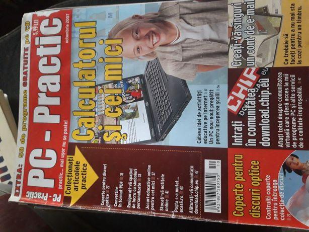 Reviste Audio Video , PC Practic  Foto video