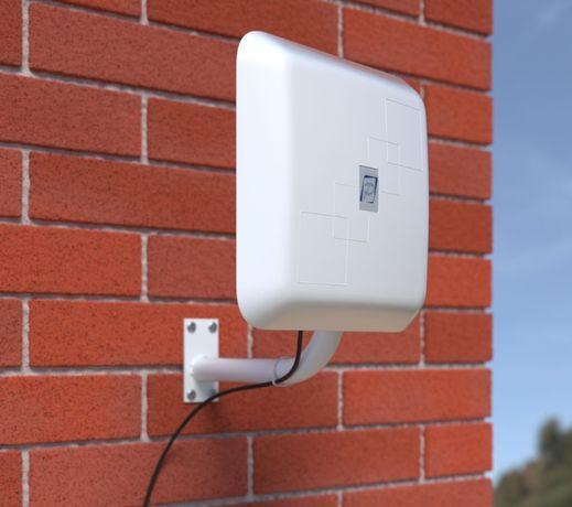 Установка, настройка 4G/3G антенн для усиления мобильного интернета !