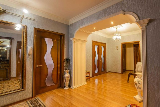ЖК Дипломат 3-х комнатная с видом на Байтерек