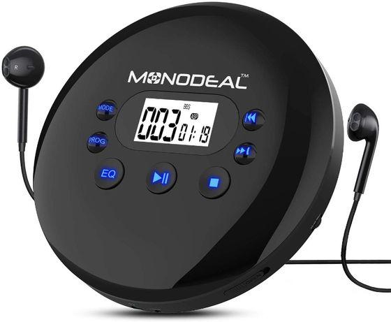 CD Mp3 Player portabil pe baterie 1400 mAh