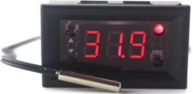 Controler de temperatura, (-50 ~110°C) pt. automatizari - 12V/20A c.c