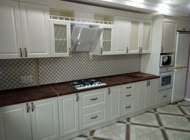 Кухни На Заказ Костанай - Изготовление кухни на заказ по лучшей цене!