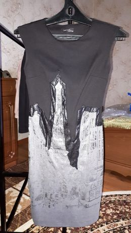 Платье короткое 8000тг