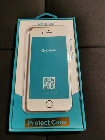 Carcasa Silicon Devia Commander IPhone 7