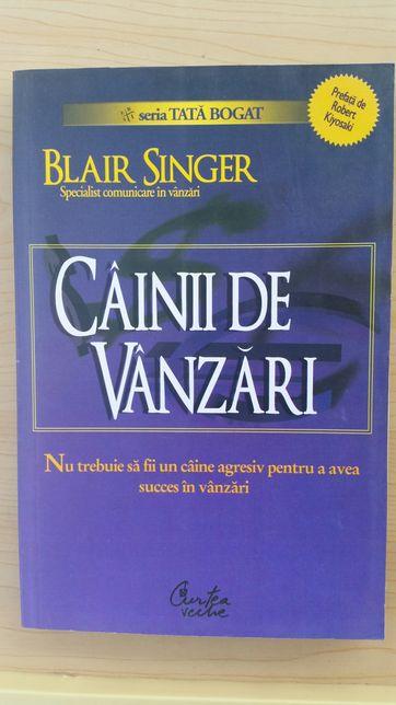 Cartea. Caini de Vanzari. De Blair Singer