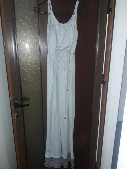 Дълга лятна рокля