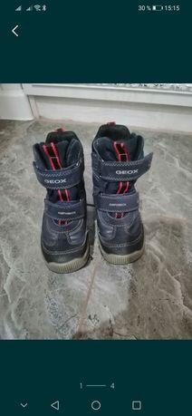 Детская зимняя обувь GEOX
