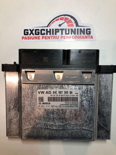 ECU Calculator motor VW Golf7 1.4TSI 04E907309BH 0261S12609 MED17.5.25