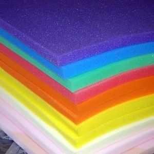Поролон 1 см для упаковка матрас обивка подложка паралон маты коврика
