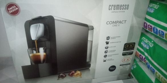 Кафе машина Кремесо